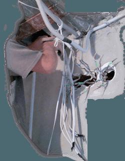 Ремонт электрики в Вологде